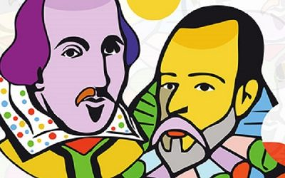 Shakespeare and Cervantes