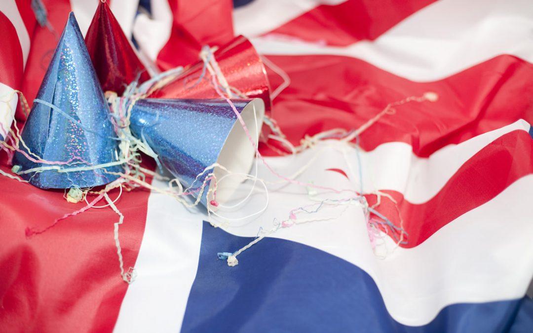 A British Celebration