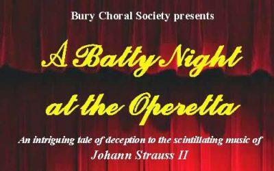 A Batty Night at the Operetta!